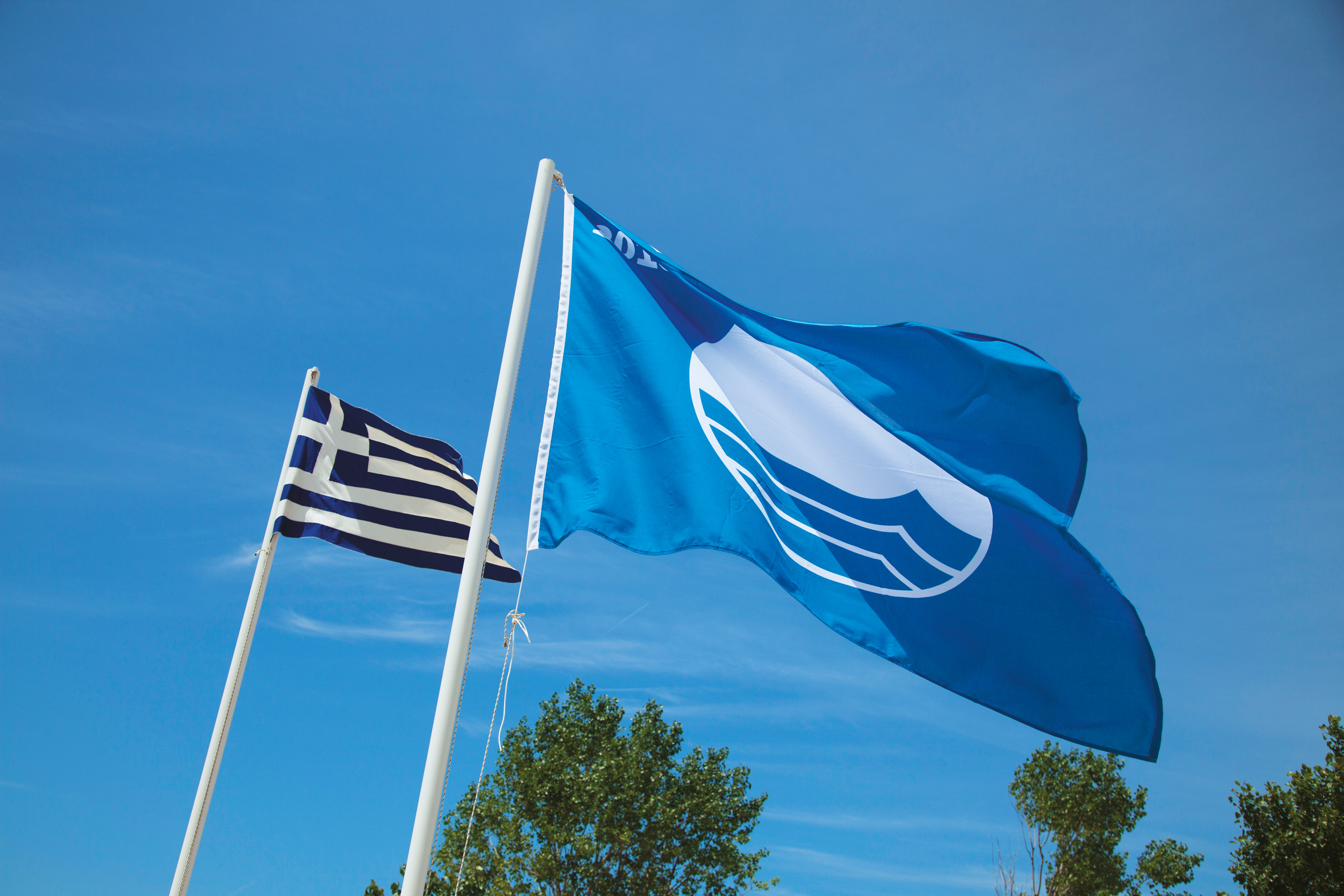 γαλαζιες, σημαιες, blue flags, αγσ
