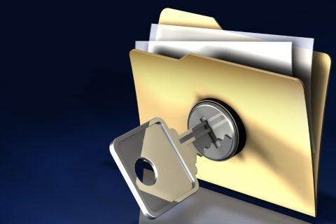 files paperwork