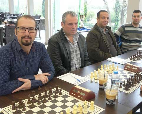 Σκάκι, ΓΕΑ