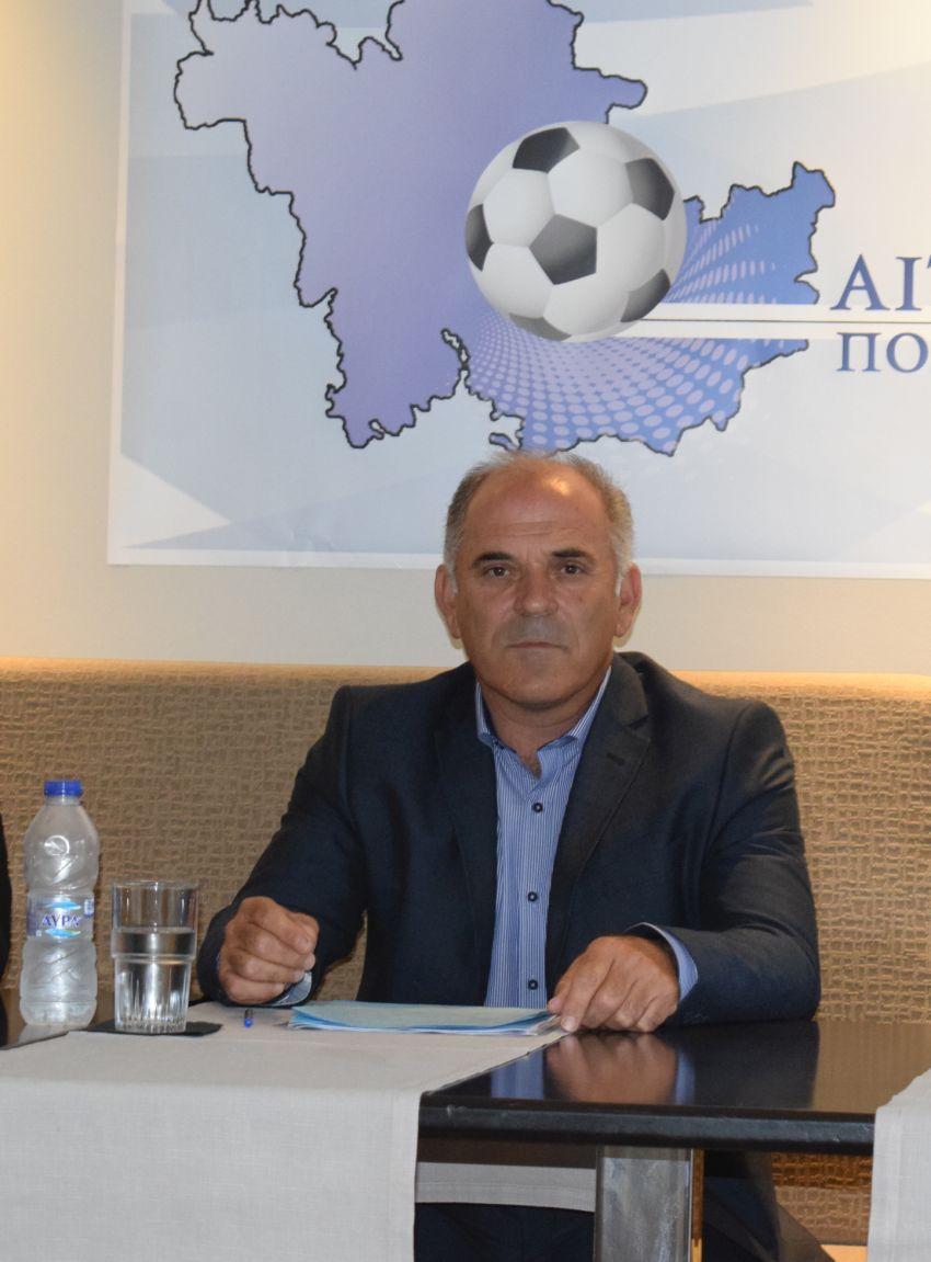 Γιώργος Λαγούδης,ΕΠΣΑ