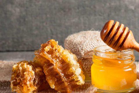 μέλι, honey