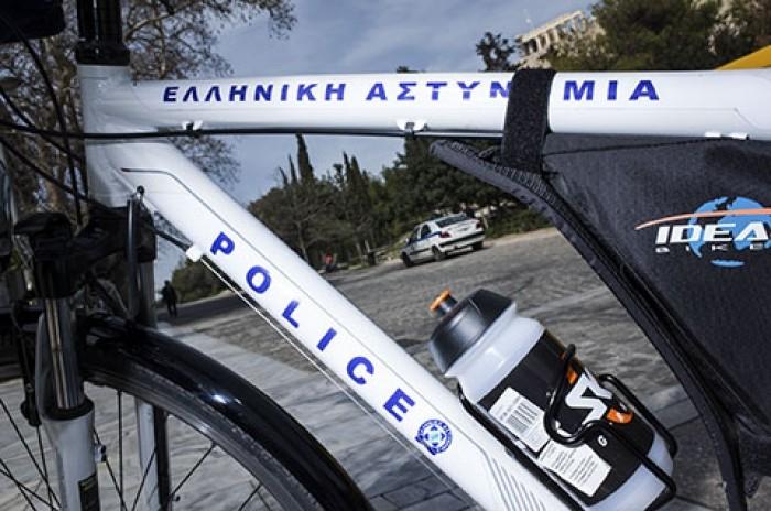 αστυνομία, ποδήλατο