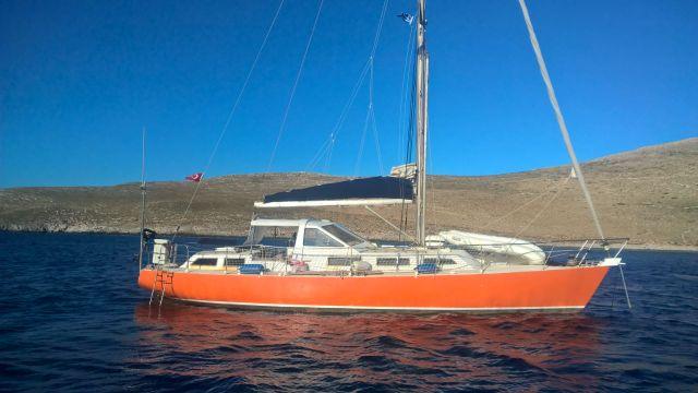 """σκάφος """"ΚΟΜΙ"""" σημαίας Τουρκίας"""