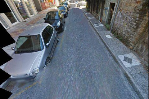 Γρίβα, Αγρίνιο. οδός
